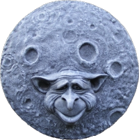 Goblin Moon Plaque